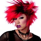 Rock Star Punk Spike Adult Costume Wig #70084