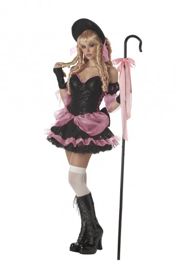Little Bo Peep Adult Costume Size: Small #01043