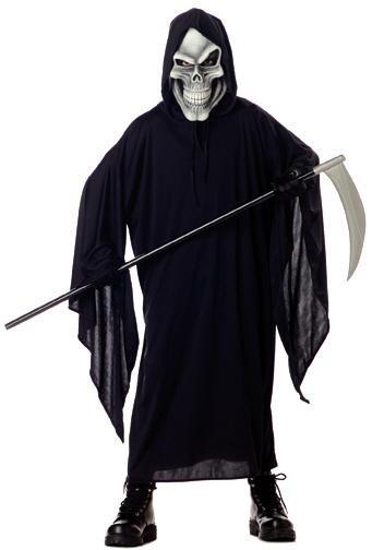 Scream Grim Reaper Child Costume Size: Medium #00495