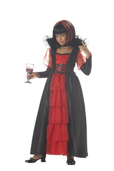 Regal Vampira Vampire Child Costume Size:  Small #00322