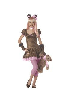 Honey Bear Tween Child Costume Size: X-Large #04013