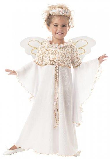 Darling Angel Toddler Costume Size: Medium