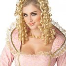 Romantic Fall Renaissance Victorian Adult Costume Wig #70505