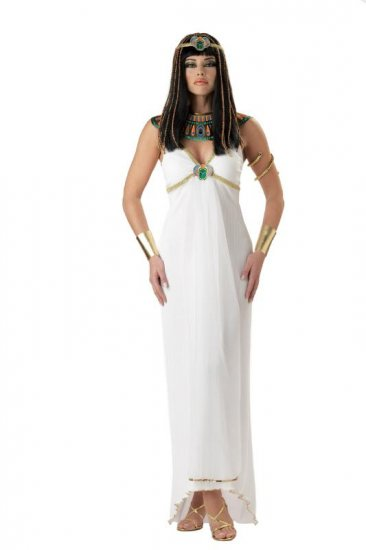 Cleopatra Egyptian Queen Adult Costume Size: Medium #00863