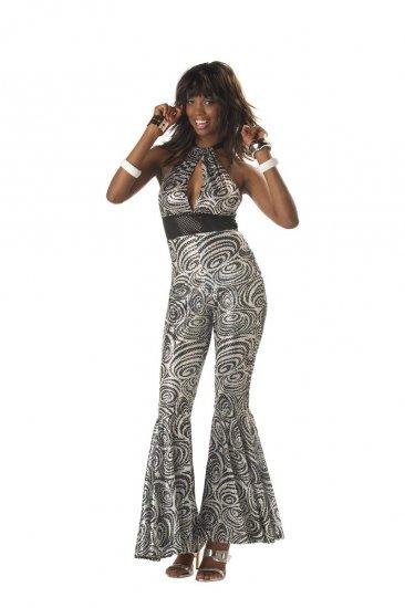 70's Disco Fever Saturday Night Adult Costume Size: Medium #01075