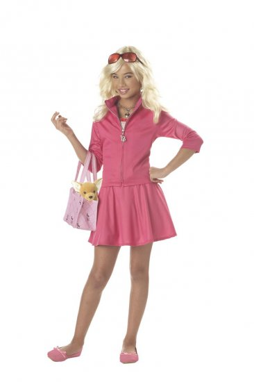 Legally Blonde Tween Child Costume Size: Large #04026