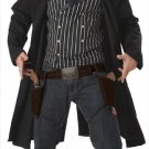 Western Cowboy Gunfighter Adult Costume Size: Medium #01031