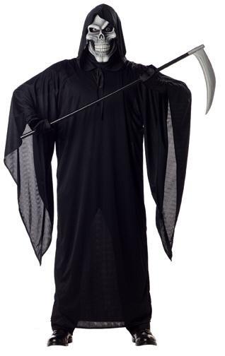 Grim Reaper Adult Costume Size: Large #01055