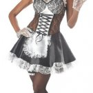 French Maid  Fi Fi Le Flirt Adult Costume Size: Medium #00794