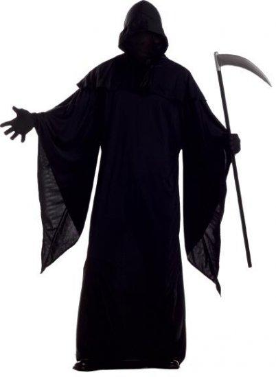Gothic Demon IT Horror Robe Adult Costume Size: Large #01145