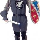 Medieval Renaissance Valiant Knight Adult Costume Size: Large #01153