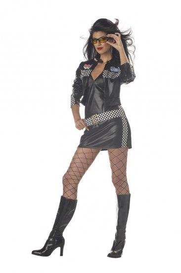 NASCAR Raceway Hottie Speedway Adult Costume Size: Small #01071