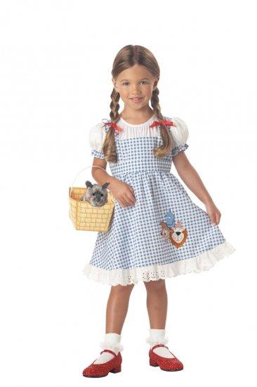 Dorothy Toddler Costume Size: Large