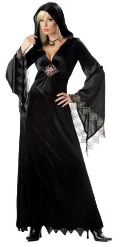 Vampire Spider Robe Adult Costume Size: Small #00855