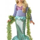 Ariel Little Mermaid Child Costume Size: X-Small #00246