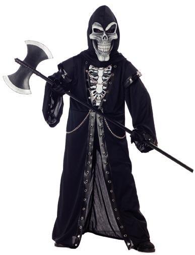 Crypt Master Soul Taker Skeleton Child Costume Size: Small #00437