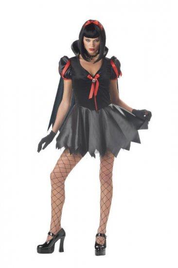 Gothic Dead Snow Fright Adult Costume Size: Medium #00765