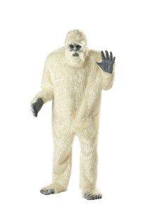 Abominable Snowman Yeti Adult Costume #01082