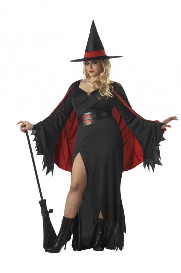 Scarlet Witch Adult Plus Size Costume: 2X-Large #01665