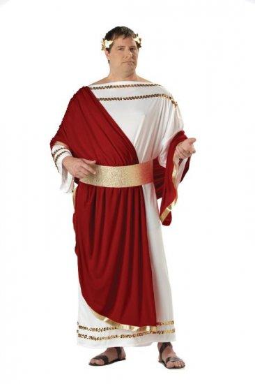 Caesar Roman Plus Size Adult Costume #01637