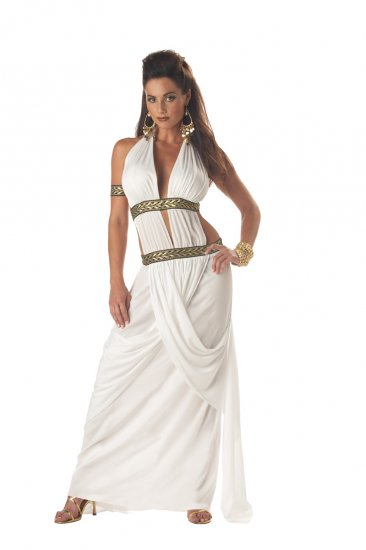 Greek Spartan Queen Adult Costume Size: Large #01068