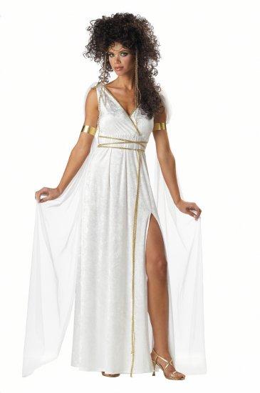 300 Roman Athenian Goddess Greek Adult Costume Size: Medium #00751