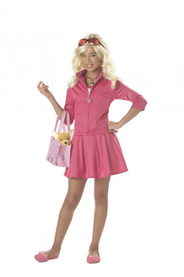 Legally Blonde Tween Child Costume Size: X-Large #04026