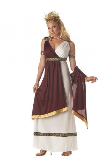 Roman Empress Greek Adult Costume Size: Large #01069