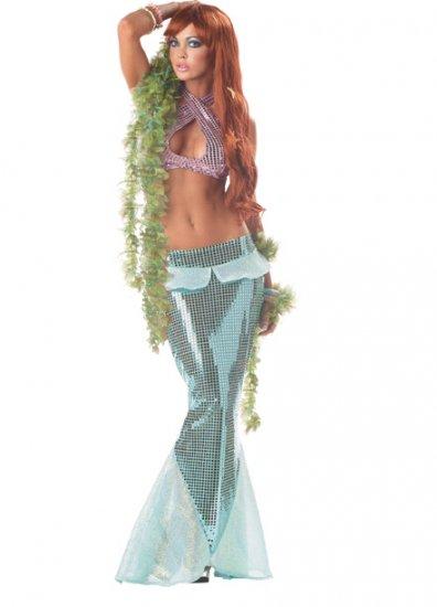 Ariel Mesmerizing Mermaid Adult Costume Size: Large #00862