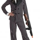Mafia Gangster Girl Child Costume Size: X-Large #00301