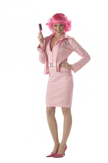 Frenchie Grease Adult Costume Size: Small