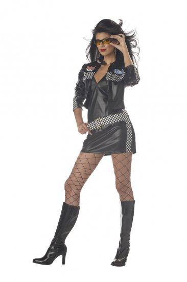 Raceway Hottie NASCAR Speedway Adult Costume Size: Medium #01071