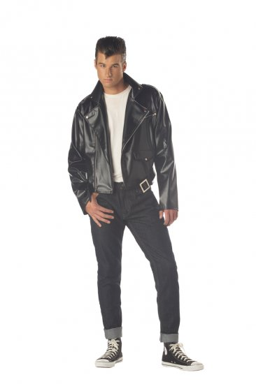 Grease Danny Adult Costume Size: X-Large