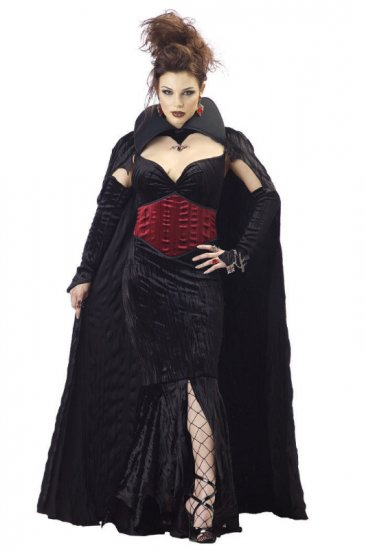 Countess of Mayhem Vampire Adult Costume Size: Large #00797