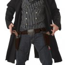 Western Cowboy Gunfighter Adult Costume Size: X-Large #01031