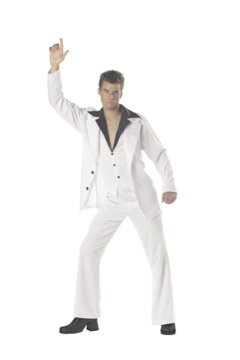 Saturday Night Fever Disco Dude Adult Costume Size: Small #01084