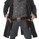 Western Gunfighter Cowboy Adult Costume Size: Large #01031