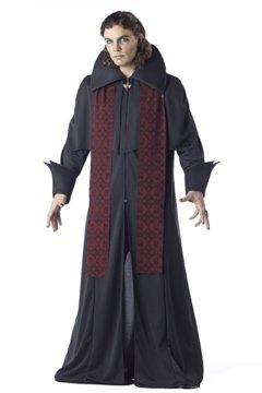Priest Sinister Minister  Vampire Adult Costume Size: Medium #00745