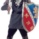 Valiant Knight Renaissance Warrior Child Costume Size: Medium #00344