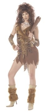 Cave women B.C. Babe  Adult Costume Size: Medium #01008