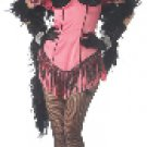 20's Cabaret Artist Burlesque  Beauty Adult Costume Size: Small #00996