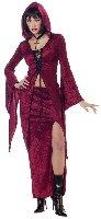 Maiden of Darkness Gothic Adult Costume Size: Medium #01521