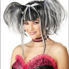 Rock Star Playful Pixie Adult Costume Wig #70028