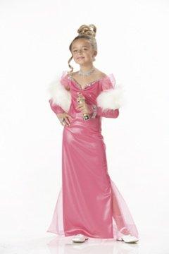 Hollywood Starlet Movie Child Costume Size: Medium #00212