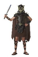 Skulltar The Barbarian Viking Child Costume Size: Medium #00219