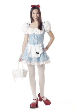 Dorothy Storybook Sweetheart Teen Costume #05107