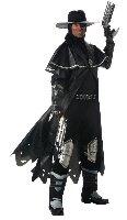 Cowboy Jericho Cross Adult Costume Size:  Medium #00707