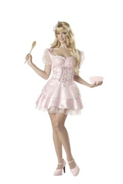 Storybook Miss Muffet Deluxe Adult Costume Size: Medium #00904