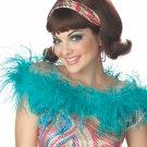 50's Aquanetta Adult Costume Wig #70079
