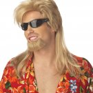 Beach Bro Bum Adult Costume Wig and Beard #70533